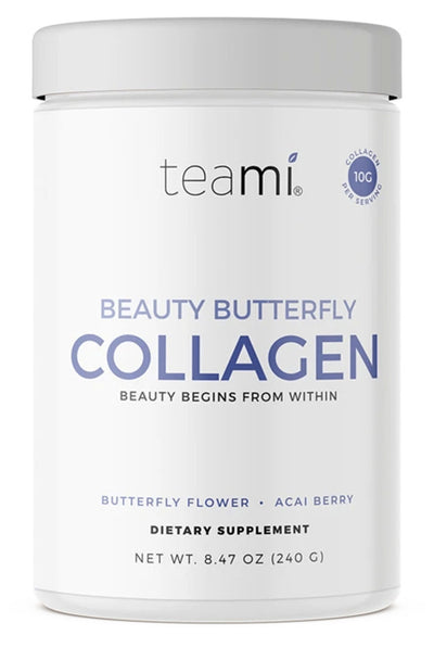 Teami Blends Beauty Butterfly Collagen