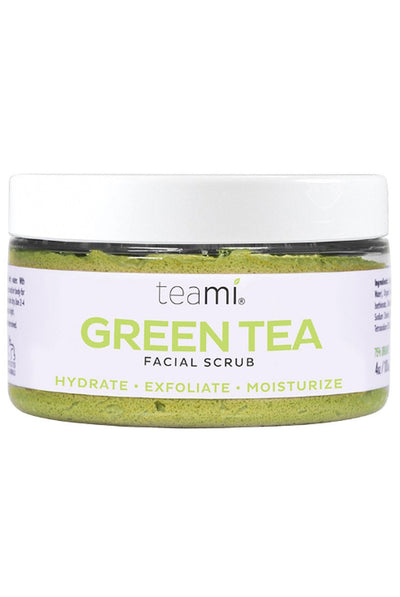 Teami Green Tea Facial Scrub
