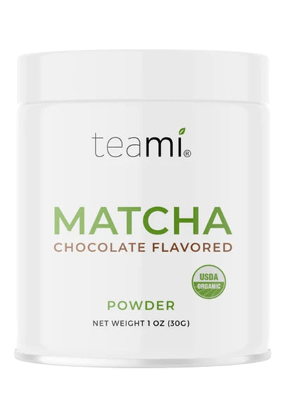 Matcha Powder Tins Chocolate