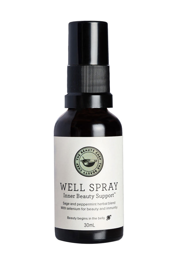 Well Spray Inner Beauty Support The Beauty Chef