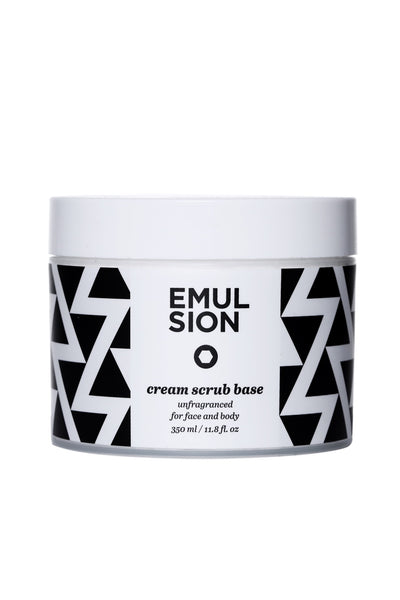 Cream Scrub Base by Emulsion