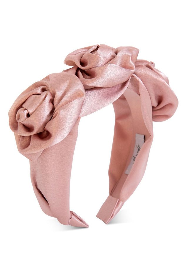 Oxygen Boutique Arianna Headband Pink Alice & Blair