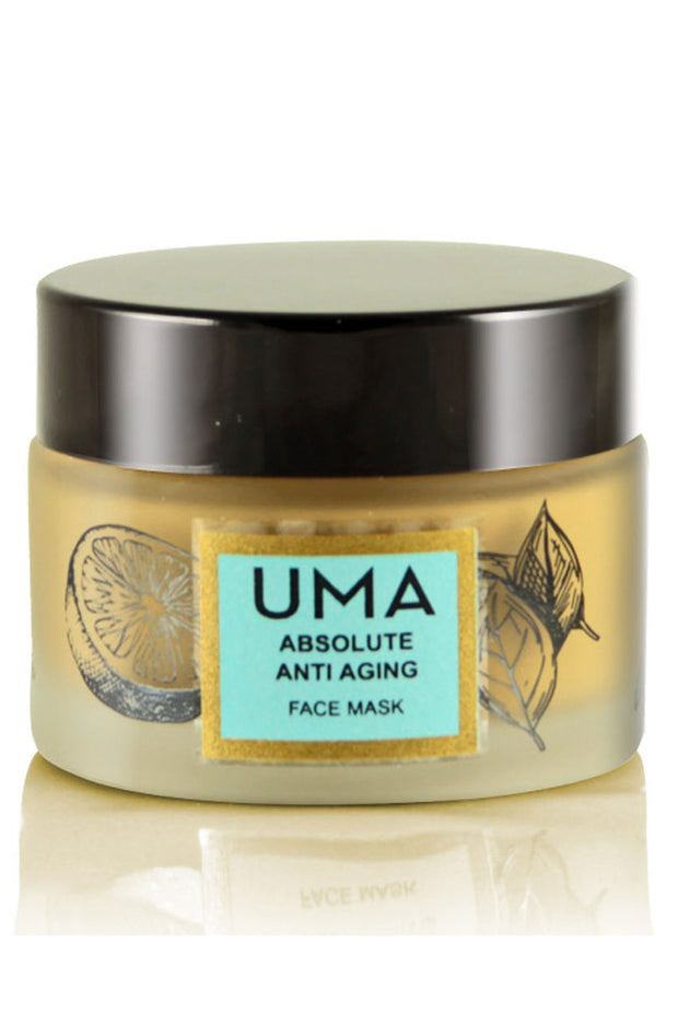 Absolute Anti Aging Face Mask by Uma Oils
