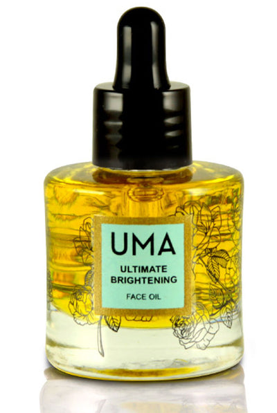 Ultimate Brightening Face Oil by Uma Oils
