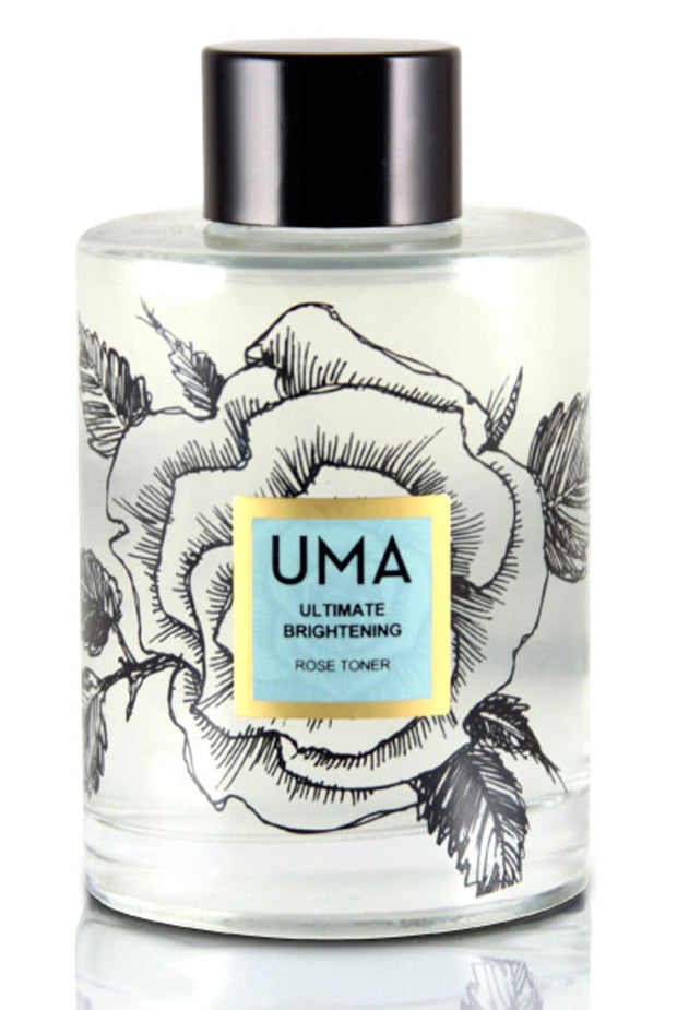 Ultimate Brightening Rose Toner by Uma Oils