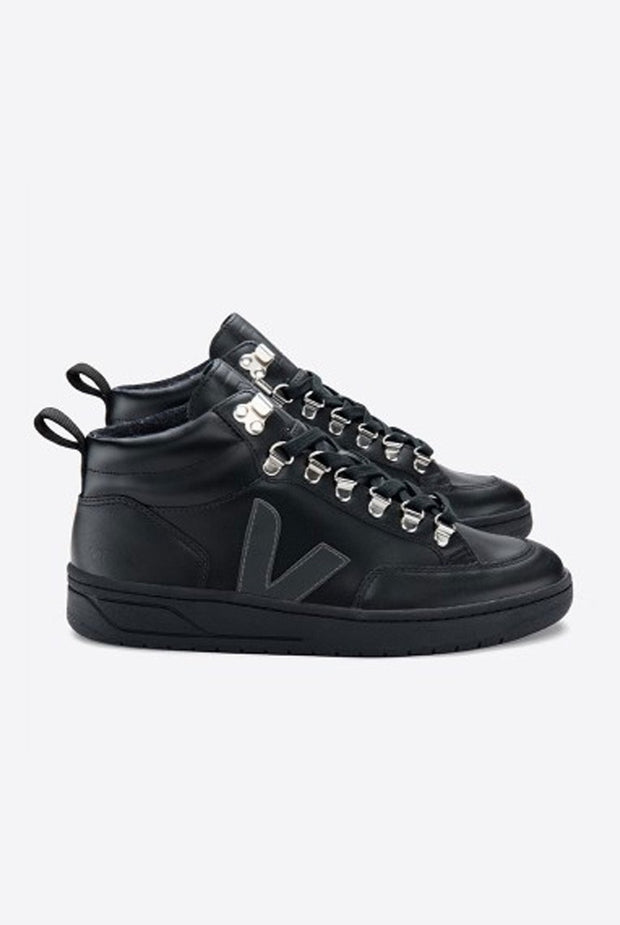 Roraima Black Grafite Black-Sole by Veja