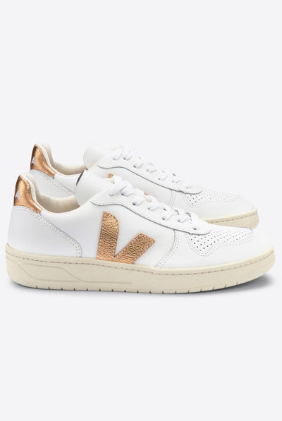 Veja V10 Leather Extra White Venus Sneakers