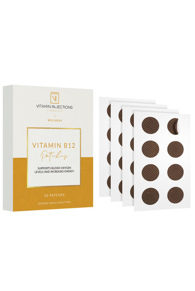Vitamin Injections Vitamin B12 Skin Patches