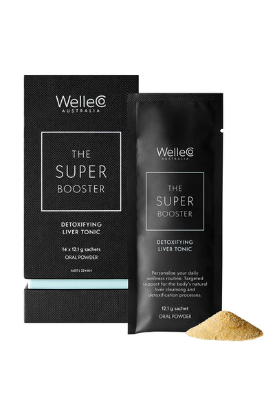 WelleCo The Super Booster Detoxifying Liver Tonic