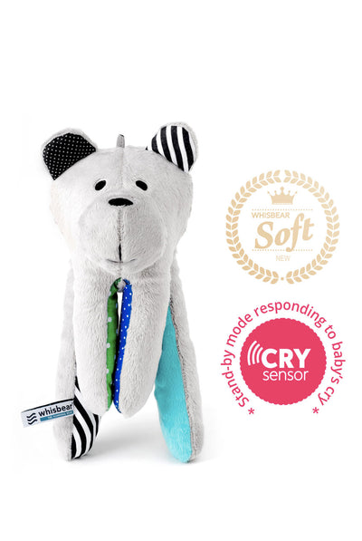 Whisbear Humming Sensory Bear