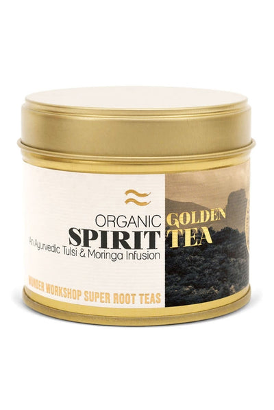 GOLDEN SPIRIT TEA (70g) - Tulsi Mind Tonic