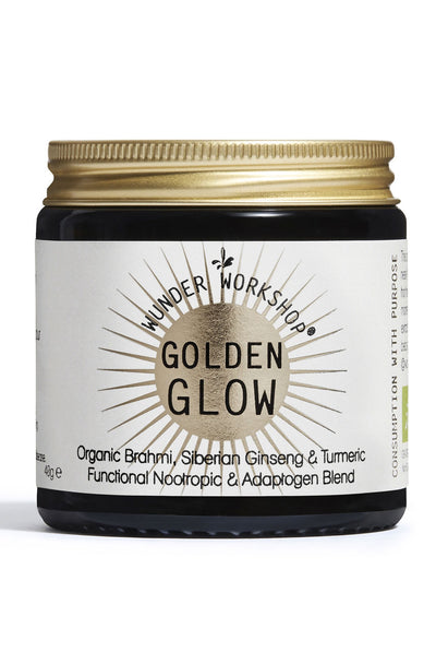 GOLDEN GLOW - Flawless Focus (40g)