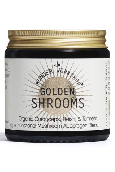GOLDEN SHROOMS - Energy & Immune Magic (40g)