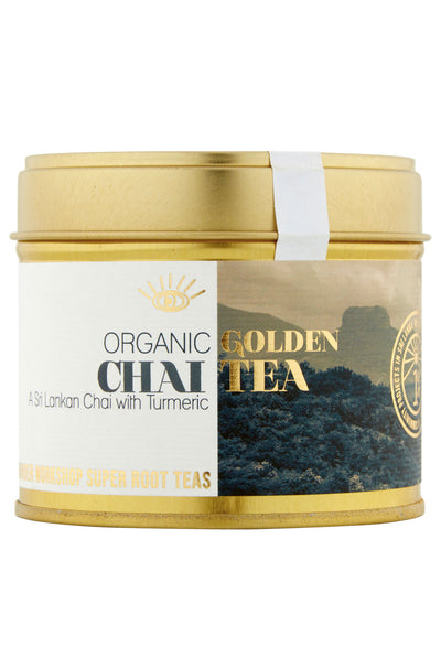 GOLDEN TURMERIC CHAI (70g) - Authentic Awakening
