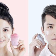 Load image into Gallery viewer, ULTIMATE FACIAL MASSAGE CLEANSING BRUSH
