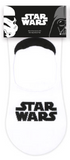 Star Wars blanco (invisible) – Character Sock