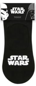Star Wars negro (invisible) – Character Sock - PrimeFun