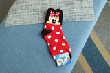 Minnie Mouse (Largo) - Character Sock