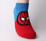 Spiderman (corto) - Character Sock