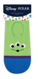 Alien de Monsters Inc (invisible)  – Character Sock