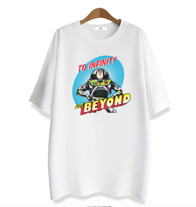 Buzz Lightyear (To Infinity and Beyond) - Camisa Disney - PrimeFun