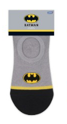 Batman gris (Invisible) - Character Sock