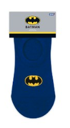 Batman azul 3 (Invisible) - Character Sock