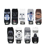 Star Wars Darth Vader 'Sith Lord' color negro (cortos) – Character Sock