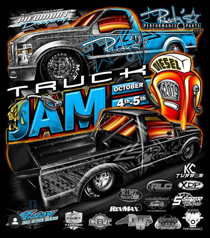 RPP 2019 FALL TRUCK JAM SHIRT