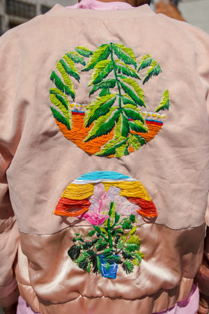 Therapy Embroidered Jacket