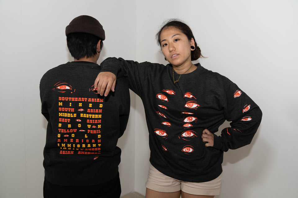 Eyedentity Sweater – APAHM 2019