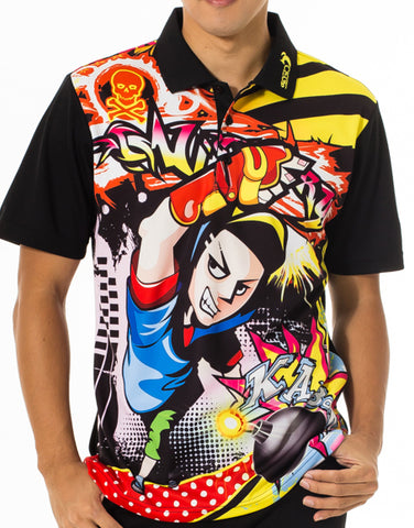 Comic Shirt (Men's)
