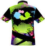 Neon Graffiti Shirt (Women's)