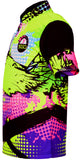 Neon Graffiti Shirt (Men's)