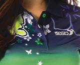 Flower and butterfly Shirt (Women's)