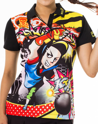 Comic Shirt (Women's)