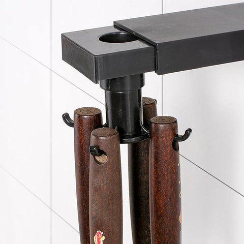 Kitchen Storage Hanger Retractable Rotary