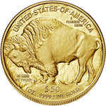 1 OZ AMERICAN GOLD BUFFALO COIN
