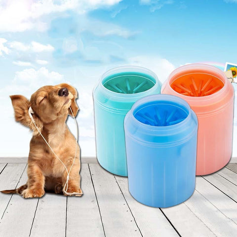 Quickwash Dog Paw Cleaner Cup