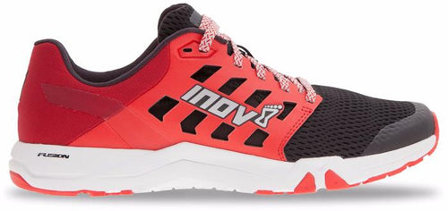 Inov-8 All Train 215, Herren, schwarz/rot/weiß - HFMAX Online Shop