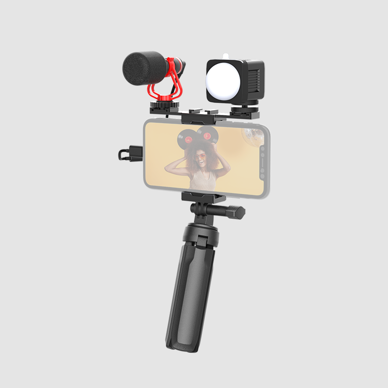 Mirfak Vlogging Kit Front