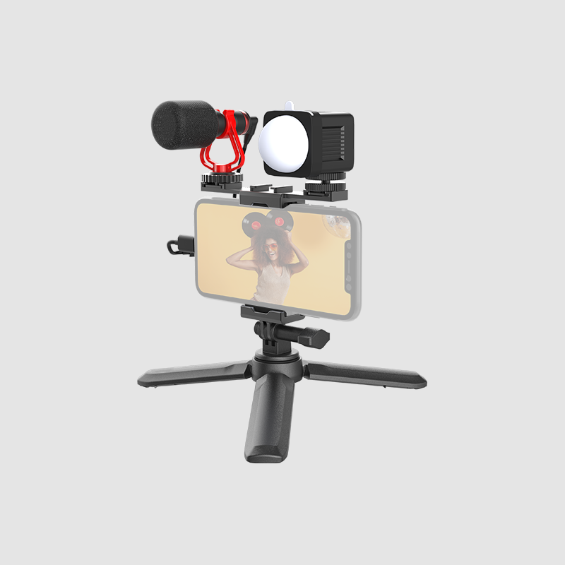 Mirfak Vlogging Kit Tripod