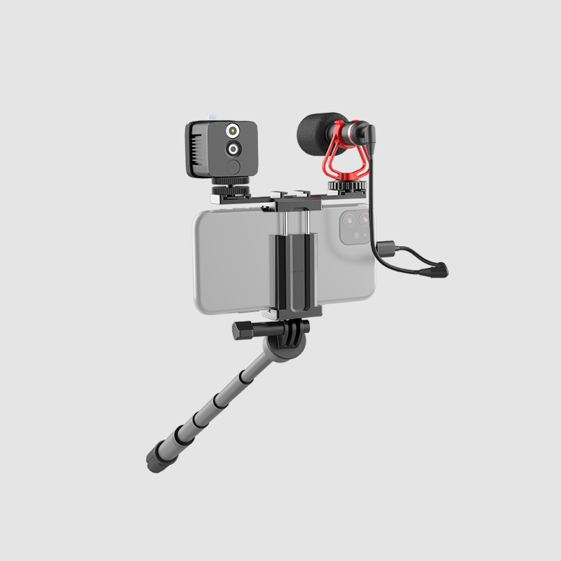 MIrfak Vlogging Kit-Extend Back