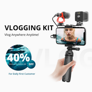 Mirfak Vlogging Kit