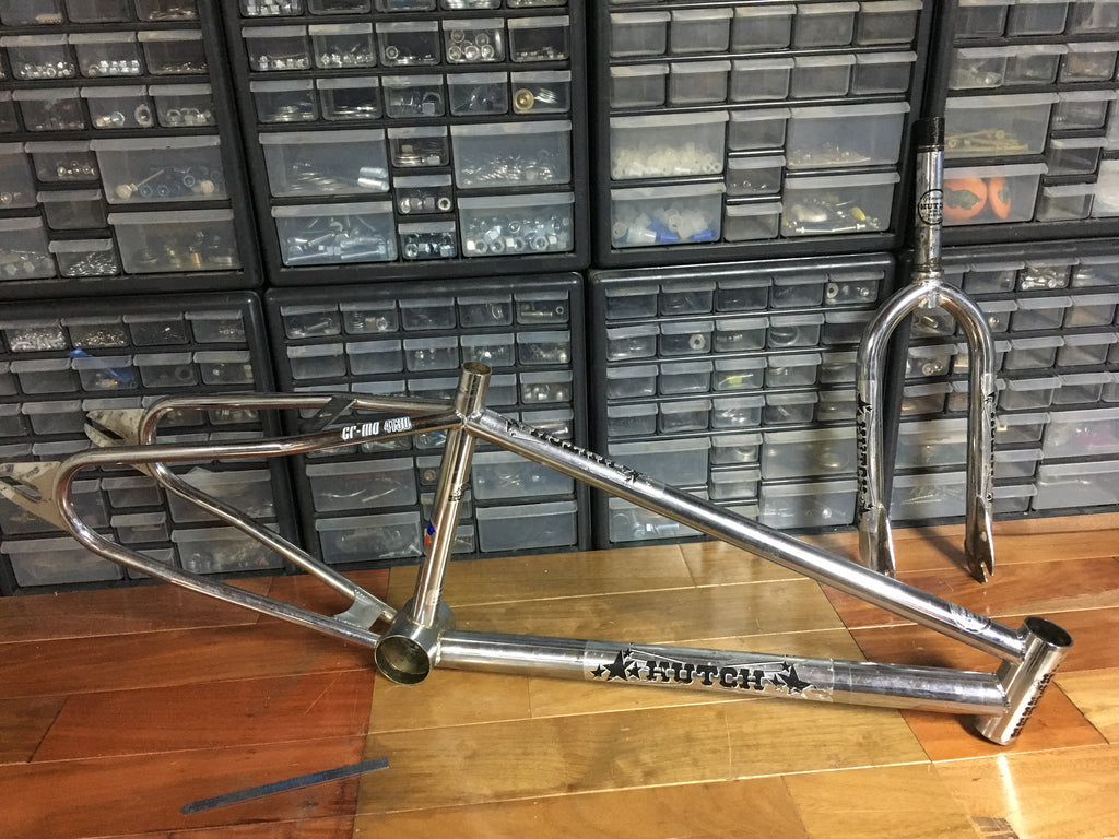 Hutch Pro Racer - BMX Rebuild and Restore 04