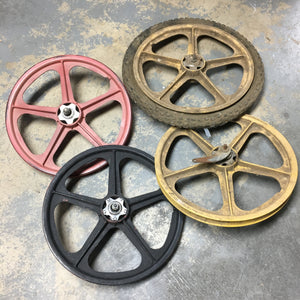 Skyway Tuff Wheels Restoration