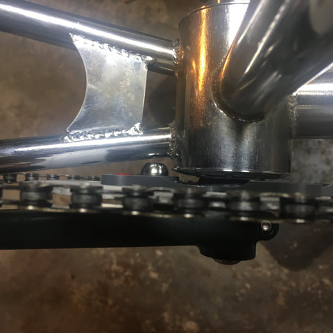BMX Chain Alignment