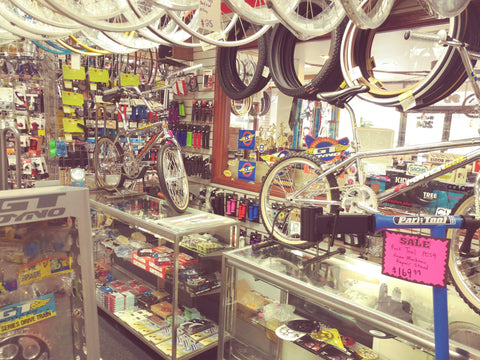 David's Bicycle Shop