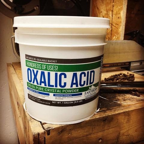 Oxalic Acid Powder BMX restoration