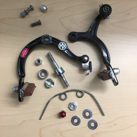 BASIC MX1000 Brake Upgrade